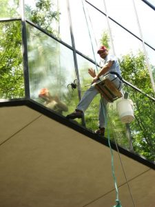 Brighterview Commercial Window Cleaner